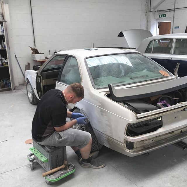 Car Restoration Wellingborough